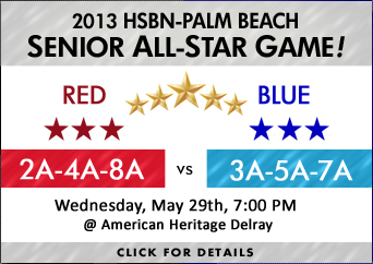 2013 HSBN-Palm Beach Senior All-Star Game
