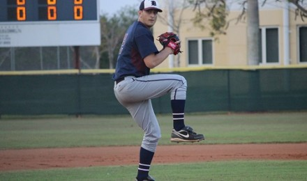 Thomas Szapucki struck out 11 Bulls during six inning of one-hit ball.